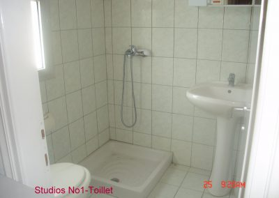 Studio No1-Toilet